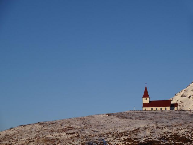 Kirche von Vik